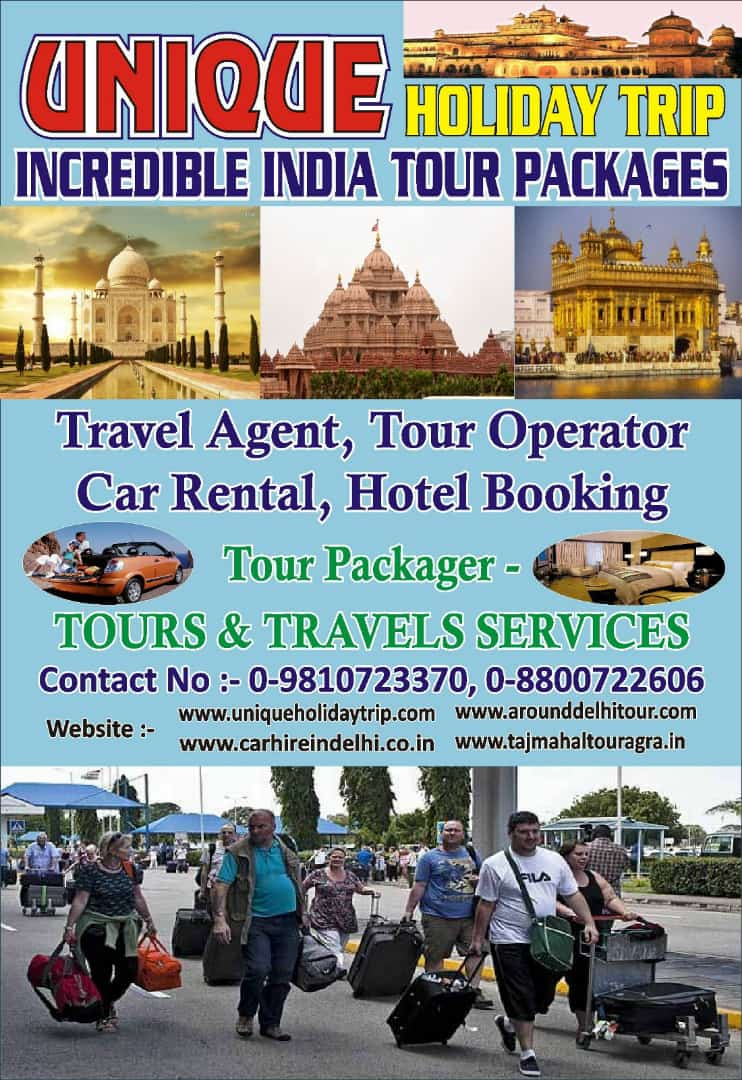 Royal Rajasthan Tour Packages - Rajasthan Tour From Delhi - Hire Car and Driver For Rajasthan Tour
